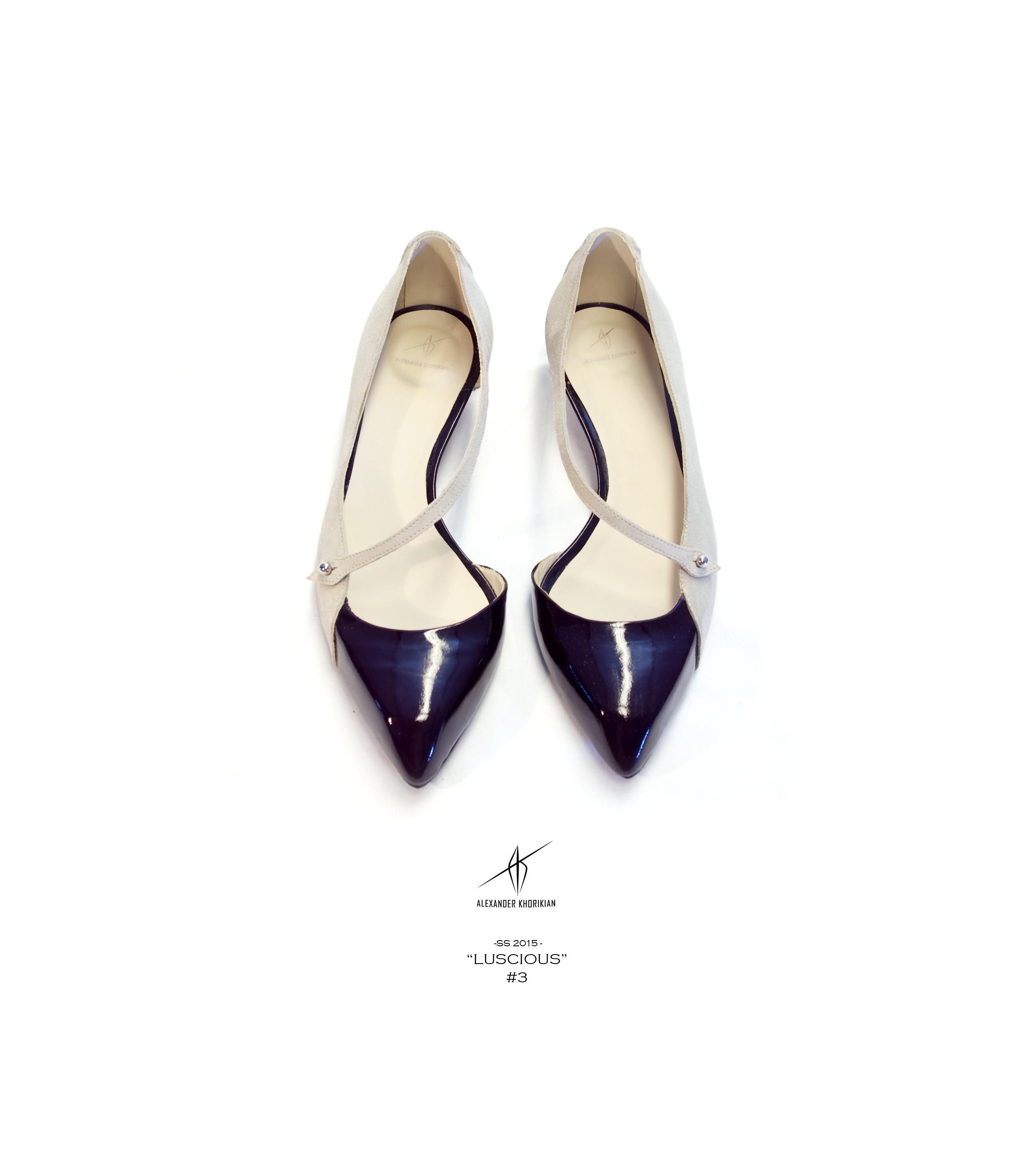 Luscious 3 Shoe Atelier Alexander Khorikian Designs